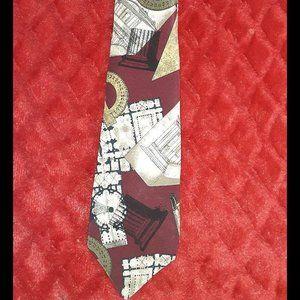 Necktie by Structure Made in USA Silk
